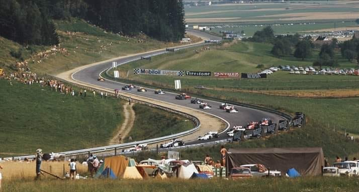 Formel 1-Geschichte von Österreich - Österreichring-Sicherheitsstaffel